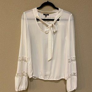 XOXO long sleeve blouse